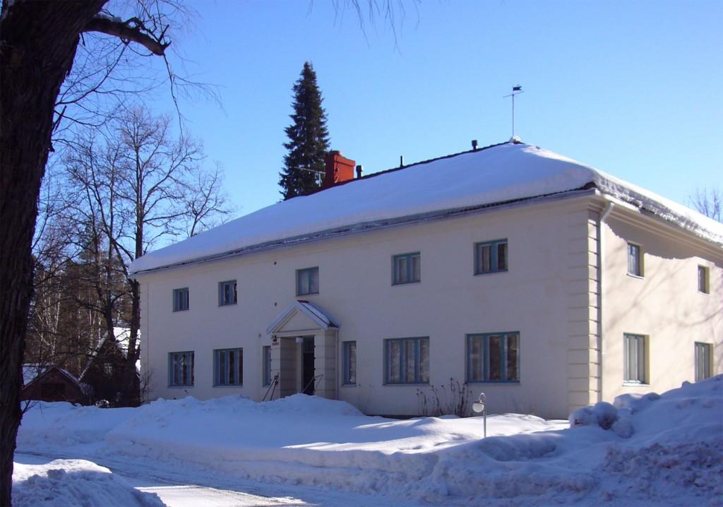 Hovilan arkistotalo 16.3.2011