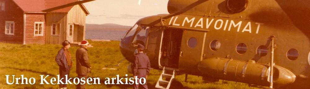 Urho Kekkosen arkisto