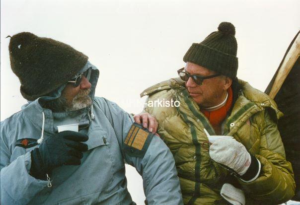 v. 1973 UK ja Tapio Wirkkala Lapissa1